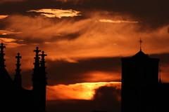 Liège 2019 (LiveFromLiege) Tags: liège belgique liege wallonie sunset coucherdesoleil luik architecture lüttich liegi lieja belgium europe city visitezliège visitliege urban belgien belgie belgio リエージュ льеж