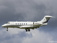 CF Capital Management Challenger 300 N600CF (birrlad) Tags: shannon snn international airport ireland aircraft aviation airplane airplanes bizjet private passenger jet arrival arriving approach finals landing runway bombardier challenger cf capital management c30 n600cf