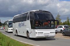 K700 ABB:  Abbey Travel, Hull (originally DX06 HUY) (chucklebuster) Tags: k700abb dx06huy neoplan starliner happy days littles abbey travel pinkney