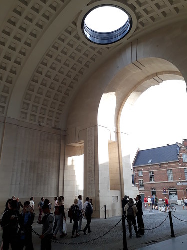 Commonwealth War Graves - Ypres