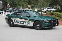 Osceola County Sheriff Dodge Charger