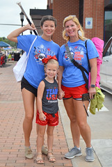 Team red white and blue (radargeek) Tags: libertyfest 2019 july 4thofjuly edmond oklahoma kid child kids children highschool portrait baton squadgoals teamusa