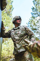 9th Regiment, Advanced Camp at the Field Leader Reaction Course (armyrotcpao) Tags: 9thregiment advancedcamp armyrotc cst cst2019 centralmichiganuniversity fieldleaderreactioncourse fortknox kentucky rotc army cadetsummertraining cadets cadre training