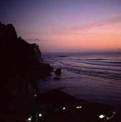 Single Fin, Bali (Film3688) Tags: bali film hasselblad fujivelvia100 hasselblad500cm 6x6 mediumformat 120film
