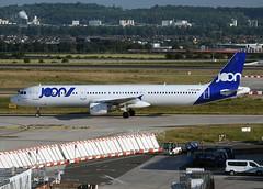 Joon                                Airbus A321                               F-GTAJ (Flame1958) Tags: joon joona321 joonairlines joonairways a321 321 airbus fgtaj cdg pariscdg 200619 0619 2019 1334