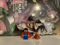 Jon Kent & Streaky the super cat (JLDark) Tags: dc dcuniverse dcu dceu teen titans teentitans super superman supergirl superboy boy jon kent lois lane loislane clarkkent clark supersons sons damian robin cat