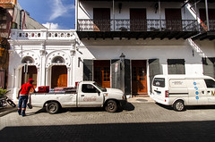 (Federico Pensa) Tags: dominicanrepublic republiquedominicaine santodomingo caribbean ocean coke cocacola vintage