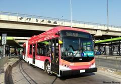 BYD K11M de Metbus (TransMauri Chile) Tags: byd k11m k11 metbus albuquerque red lancaster electric transporte tercer milenio avenida grecia eeuu electromovilidad transantiago bus