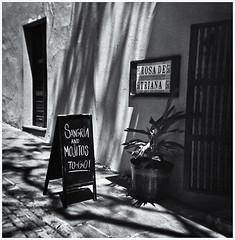 Lomography (Black and White Fine Art) Tags: lomography lomografia lomo holga holga120n plasticcamera camaraplastica toycamera camaradejuguete kodakbw400cnexp2007 expiredfilm2007 peliculaexpirada2007 kodakd76 sanjuan oldsanjuan viejosanjuan puertorico bn bw niksilverefexpro2 lightroom3