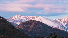 Sunrise at Rocky Mountain National Park (shindeprajwal) Tags: mountain mountains rocky sunrise nationalpark travel clouds sky dramatic visuals spectacular landscape landscapes scenic nature art blue hues