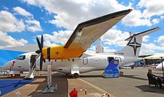 Dornier DO328 ~ D-CAAN (Aero.passion DBC-1) Tags: 2019 salon du bourget paris airshow dbc1 david biscove aeropassion avion aircraft aviation plane meeting lbg dornier do328 ~ dcaan