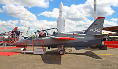 Aermacchi M345 ~ CPX624 (Aero.passion DBC-1) Tags: 2019 salon du bourget paris airshow dbc1 david biscove aeropassion avion aircraft aviation plane meeting lbg aermacchi m345 ~ cpx624