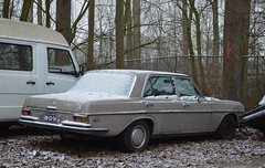 1972 Mercedes Benz 280SEL DM-63-94 (Stollie1) Tags: 1972 mercedes benz 280sel dm6394 weesp