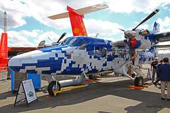 Viking DHC-6 Twin Otter 400 (Aero.passion DBC-1) Tags: 2019 salon du bourget paris airshow dbc1 david biscove aeropassion avion aircraft aviation plane meeting lbg viking dhc6 twin otter 400