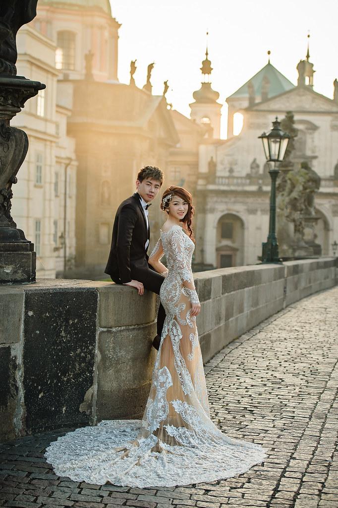 海外婚紗布拉格/造型judy/攝影小晴