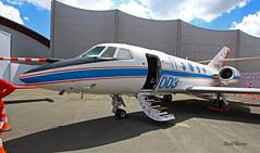 Dassault Falcon 20E-5 n° 329 ~ D-CMET  DLR (Aero.passion DBC-1) Tags: 2019 salon du bourget paris airshow dbc1 david biscove aeropassion avion aircraft aviation plane meeting lbg dassault falcon 20 ~ dcmet dlr