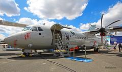 ATR 72-500 MPA n° 712 ~ 78  Pakistan Navy (Aero.passion DBC-1) Tags: 2019 salon du bourget paris airshow dbc1 david biscove aeropassion avion aircraft aviation plane meeting lbg atr 72 mpa pakistan navy