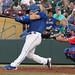 Nick Dini home run