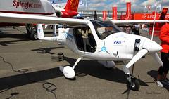 Pipistrel  ~ F-WLAB (Aero.passion DBC-1) Tags: 2019 salon du bourget paris airshow dbc1 david biscove aeropassion avion aircraft aviation plane meeting lbg pipistrel ~ fwlab