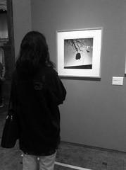 ¿La foto de mi abrigo? (Marcos Núñez Núñez) Tags: gracielaiturbide blackandwhite bw streetphotography galería national blancoynegro méxico cdmx