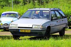1987 Citroën BX 19 TRI Break (Dirk A.) Tags: rs84vg sidecode4 1987 citroën bx 19 tri break onk