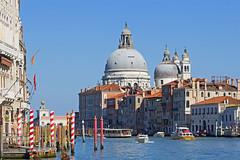 Basilica di Santa Maria della Salute - Venice - April 2019 (Dis da fi we) Tags: basilica santa maria della salute venice saint mary health dogana grand giudecca canal roman catholic church piazza san marco