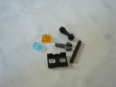 40342 - spare part (fdsm0376) Tags: lego set review 40342 ninjago minifigure pack blister kai clutch powers blizzard archer pyrodestructor