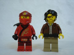 40342 - goodguys (fdsm0376) Tags: lego set review 40342 ninjago minifigure pack blister kai clutch powers blizzard archer pyrodestructor