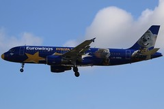 Eurowings Europa Park... (Ben Cavers) Tags: eurowings airbusa320214 airbusa320200 airbusa320 airbus a320214 a320200 a320 eurowingsairbusa320 eurowingsa320 dabdq logojet londonheathrowairport londonheathrow heathrowairport heathrow lhr egll narrowbodyjet narrowbody passengerjet jetliner jet commercialairliner commercialaviation airplane airliner aircraft aviation plane