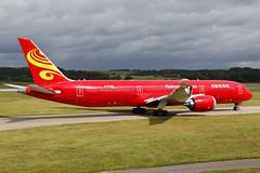 Boeing 787-9 B-6998 Hainan Airlines (Mark McEwan) Tags: boeing boeing787 boeing7879 dreamliner b6998 hainan hainanairlines aviation aircraft airplane airliner edi edinburghairport edinburgh