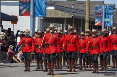 Steveston Canada Day Parade 2019 (Clayton Perry Photoworks) Tags: vancouver bc canada richmond steveston explorebc explorecanada canadaday parade stevestonsalmonfestival costumes crowds people police rcmp redserge