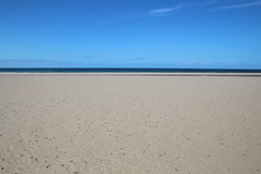 Sea, Sun and Sand (timothyhart) Tags: sea sun sand jersey beach channelislands seaside beautiful hot summer leisure relaxation relax chill uk yellow blue