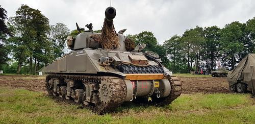 D-Day 75 Sherman Firefly VC - a photo on Flickriver