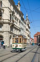 190630_PhotoSonderfahrt-93_028 (Rainer Spath) Tags: österreich austria autriche steiermark styria graz tramwaymuseumgraz tmg tramway strasenbahn tram trams trolley streetcars gtg tw93 grazerwaggonfabrik herrengasse