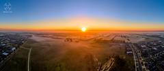 foggy sunrise (Thunder1203) Tags: aerialphotography australia botanicridge cityofcasey djiphantom4advanced djiglobal hdrphotography djiaustralia dronelife droneoftheday dronephotography fog hdr landscape mistymorning sunrise wintersday melbourne victoria