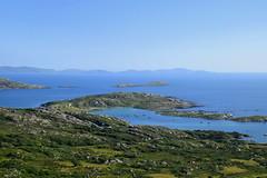 On the Wild Atlantic Way (Keith Mac Uidhir 김채윤 (Thanks for 8m views)) Tags: county kerry coast wild atlantic way ireland ierland irland irlanda irlande irsko irlanti irlandia írország irska irish írẹ́lándì iirimaa blue green water ocean cove rock horizon explore