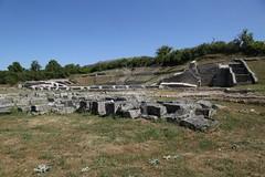 Amiternum_Teatro_Anfiteatro_Vestigia_27