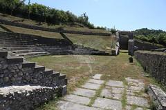 Amiternum_Teatro_Anfiteatro_Vestigia_14