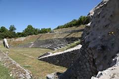Amiternum_Teatro_Anfiteatro_Vestigia_25