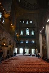 (busemelissaaltan) Tags: architecture décoration sultanahmet intérieur camii mosquéebleue bluemosquee islam prière