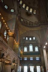 (busemelissaaltan) Tags: faïence istanbul décoration sultanahmet sultanahmetcamii bluemosquee mosquéeblue architecture intérieur formes