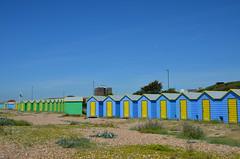 Nobody at home! (davids pix) Tags: beach hut littlehampton sea shore seaside summer holiday 2019 july 04072019