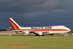 B747 N710CK KALITTA AIR (shanairpic) Tags: jetairliner cargo freighter b747 boeing747 jumbojet shannon kalittaair n710ck