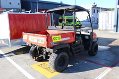 Kioti Mechron 2200 (ambodavenz) Tags: kioti mechron 2200 4wd fourwheeldrive rotorua ntc nationaltrainingcentre trainingvehicle newzealand fenz fireemergencynewzealand utilityvehicle
