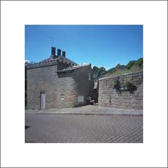 The Watch House, Jane Street, High Bradfield (oldeyes47) Tags: f235 kodak ektar100 bellini c41 epsonv600 highbradfield zeroimage pinholecamera mediumformat filmphotography film pinholephotography