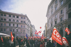 DSCF7305 (Alessandro Gaziano) Tags: alessandrogaziano manifestazione manifestazioni gente people foto fotografia eventidafotografare reportage italia italy visioni roma colori colors street