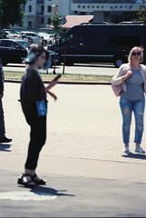 PHSQUAT19278133 (Piotr Pilat) Tags: fuji f64d film canoneos3 canon minsk belarus eurogames минск беларусь пленка