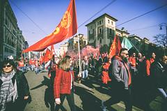 DSCF7321 (Alessandro Gaziano) Tags: alessandrogaziano manifestazione manifestazioni gente people foto fotografia eventidafotografare reportage italia italy visioni roma colori colors street