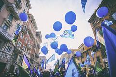 DSCF7309 (Alessandro Gaziano) Tags: alessandrogaziano manifestazione manifestazioni gente people foto fotografia eventidafotografare reportage italia italy visioni roma colori colors street