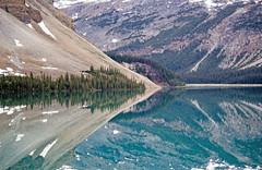 Calm (Koku85 (Thanks for 1 million views)) Tags: bowlake reflection symmetry lake water nature canada banffnationalpark landscape icefieldsparkway
